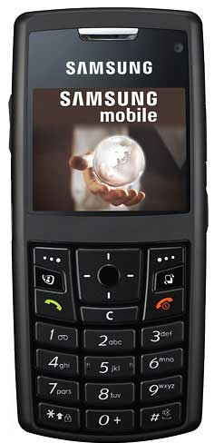 foto del cellulare Samsung Z370