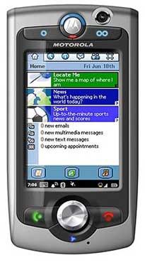 foto del cellulare Motorola A1010