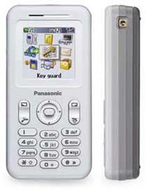foto del cellulare Panasonic A200