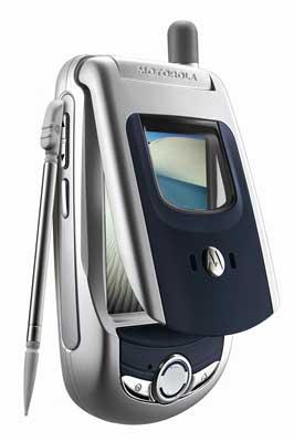 foto del cellulare Motorola A728