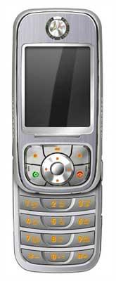 foto del cellulare Motorola A732