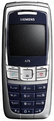 foto del cellulare Siemens A75