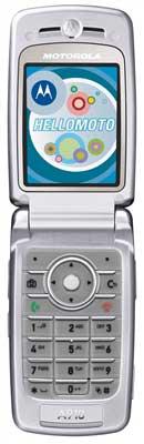 foto del cellulare Motorola A910
