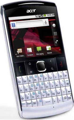 foto del cellulare Acer E210 beTouch