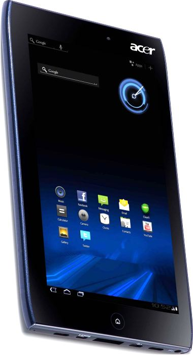 foto del cellulare Acer Iconia Tab A100