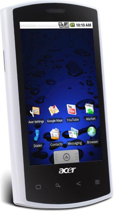 foto del cellulare Acer Liquid