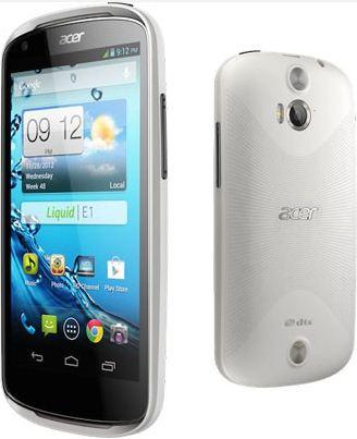foto del cellulare Acer Liquid E1