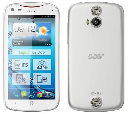 foto del cellulare Acer Liquid E2