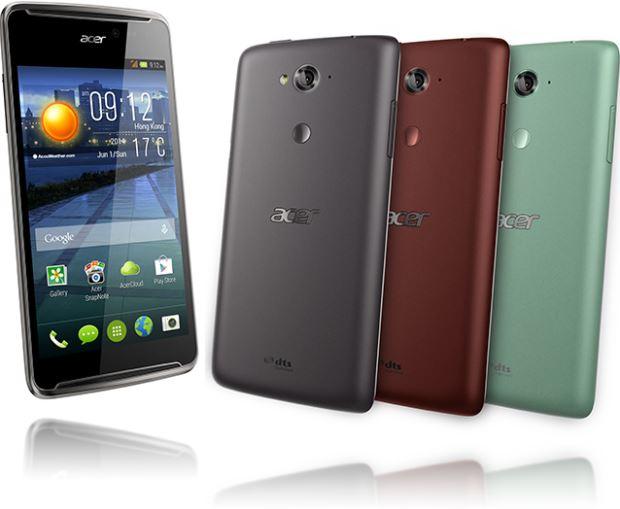 foto del cellulare Acer Liquid E600