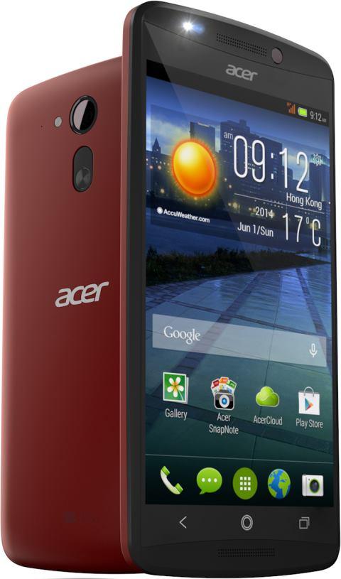 foto del cellulare Acer Liquid E700
