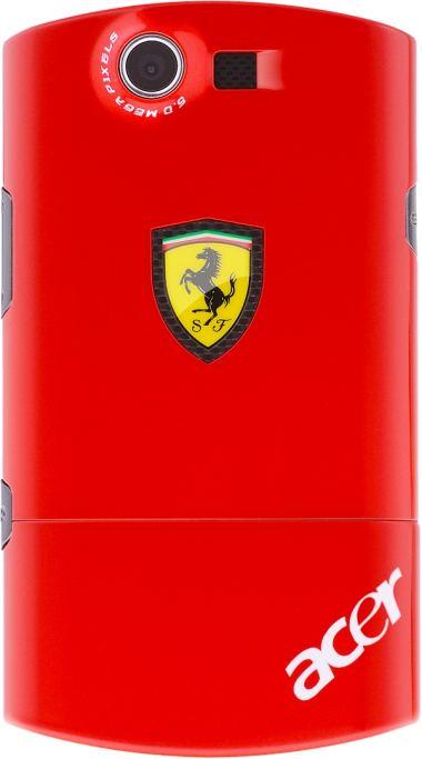 foto del cellulare Acer Liquid e Ferrari Special Edition