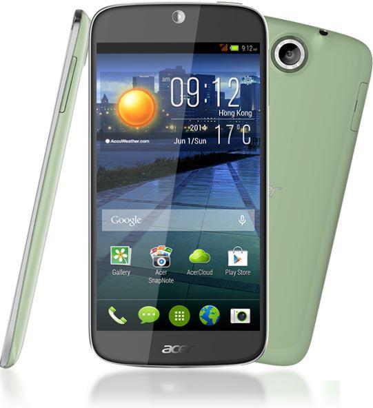 foto del cellulare Acer Liquid Jade