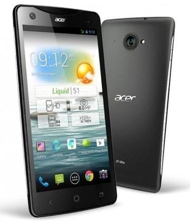 foto del cellulare Acer Liquid S1