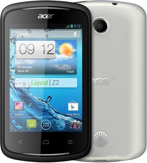 foto del cellulare Acer Liquid Z2