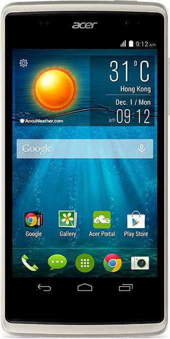 foto del cellulare Acer Liquid Z500