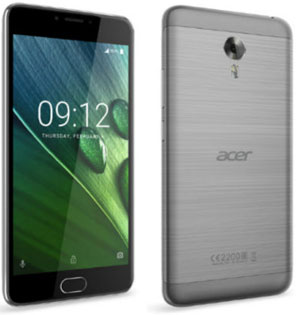 foto del cellulare Acer Liquid Z6 Plus