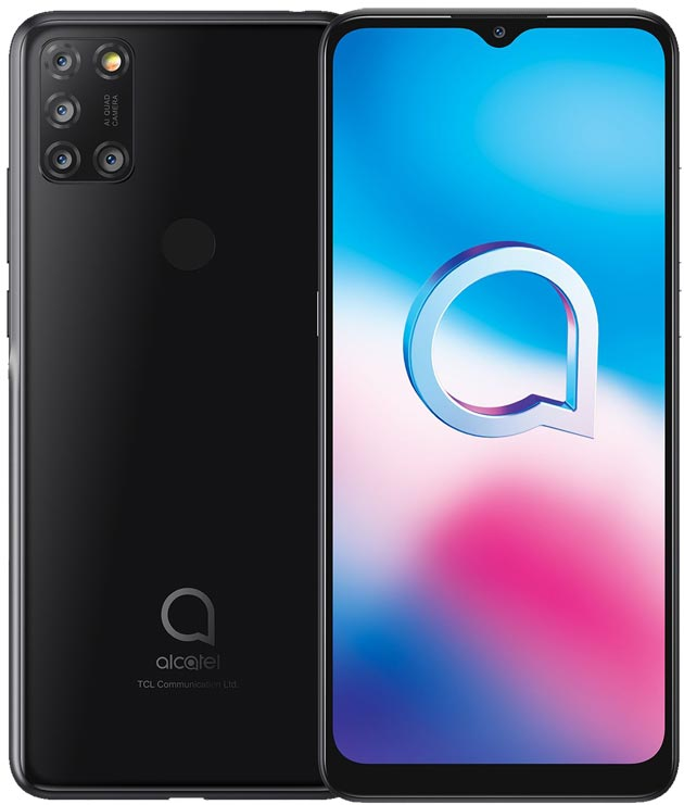 foto del cellulare Alcatel 3X 2020