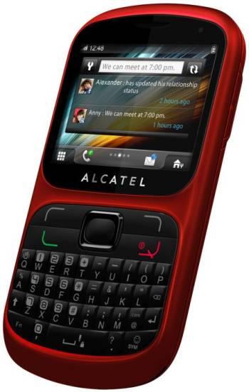 foto del cellulare Alcatel OT 803