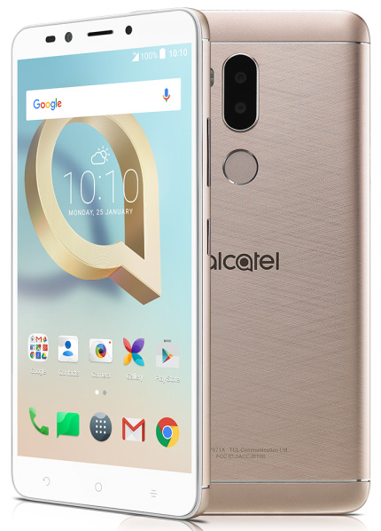Photo Alcatel A7 XL