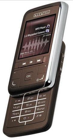 foto del cellulare Alcatel OT-C825