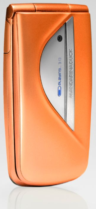 foto del cellulare Alcatel Mandarina Duck Moon