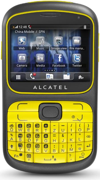 foto del cellulare Alcatel One Touch 803 Play