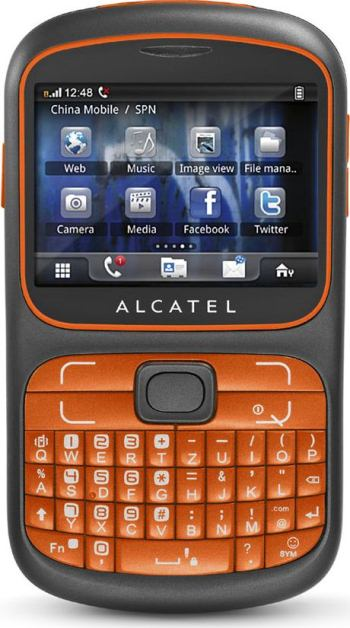 foto del cellulare Alcatel One Touch 813 Play