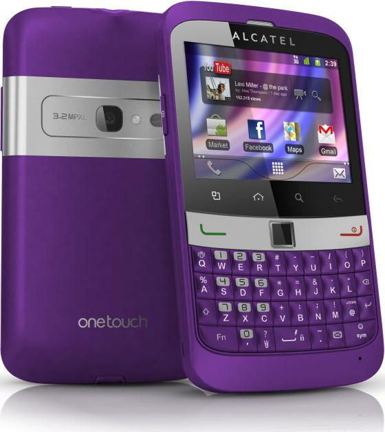 foto del cellulare Alcatel One Touch 916 Smart