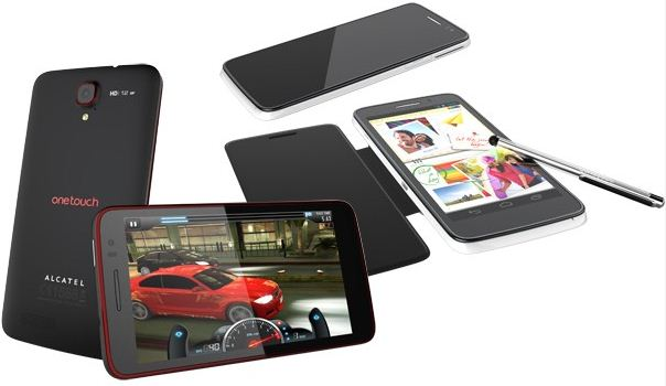 foto del cellulare Alcatel One Touch Scribe X
