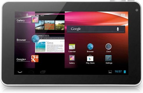 foto del cellulare Alcatel One Touch T10