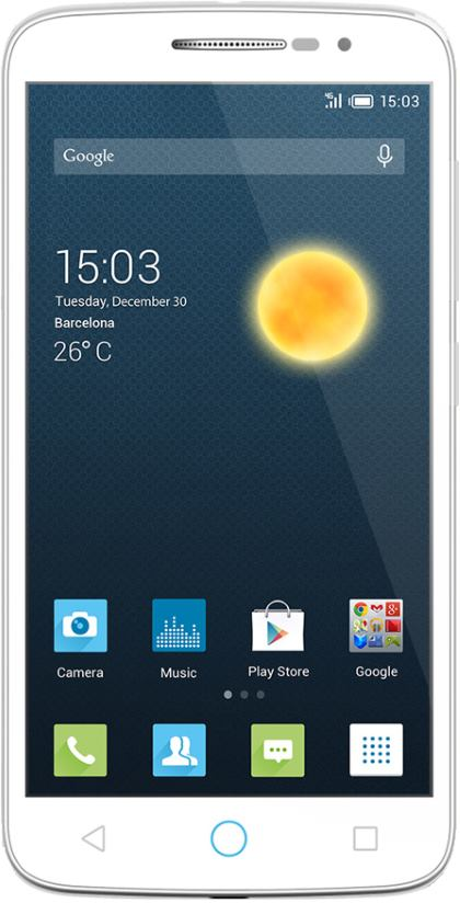 foto del cellulare Alcatel OneTouch Pop 2