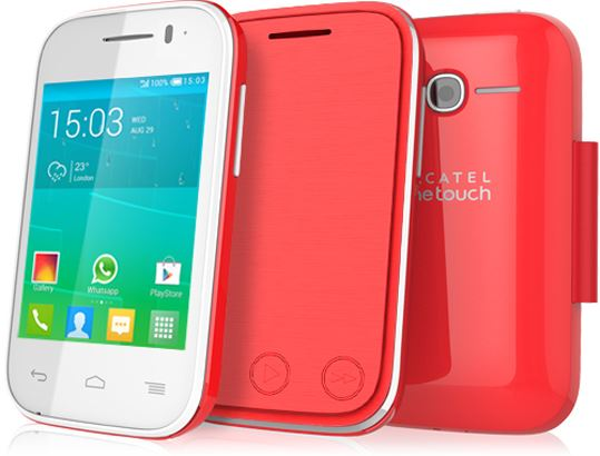 foto del cellulare Alcatel One Touch Pop Fit