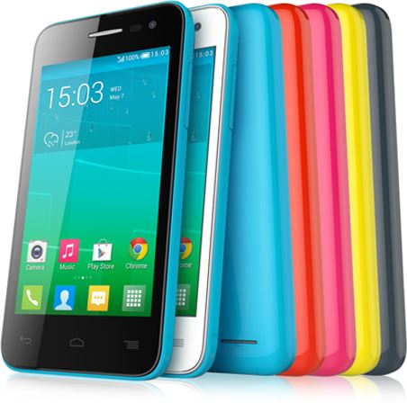 foto del cellulare Alcatel One Touch Pop S3