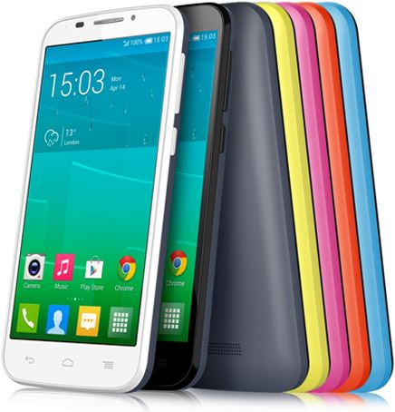 foto del cellulare Alcatel OneTouch Pop S7