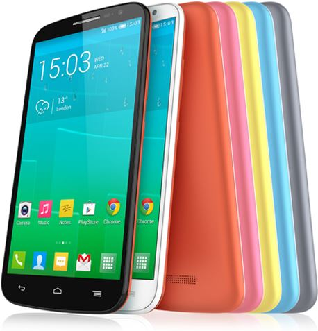 foto del cellulare Alcatel OneTouch Pop S9