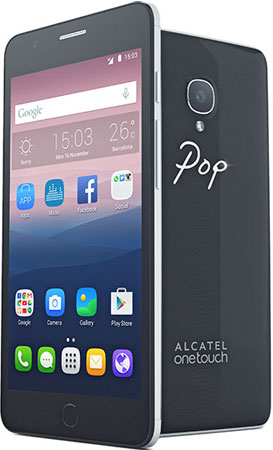 foto del cellulare Alcatel OneTouch Pop Up