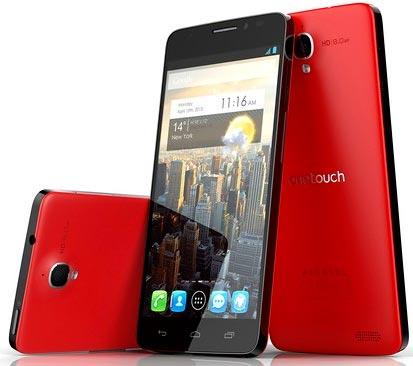 foto del cellulare Alcatel One Touch Idol X