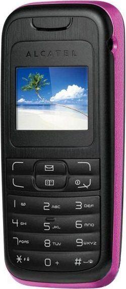 foto del cellulare Alcatel OT-102
