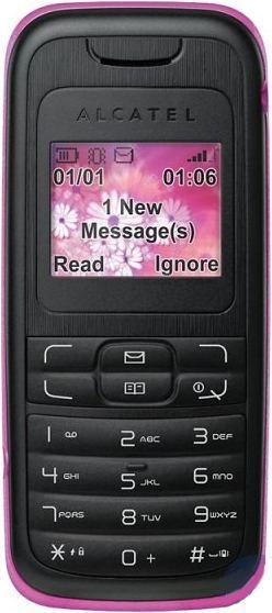 foto del cellulare Alcatel OT-202