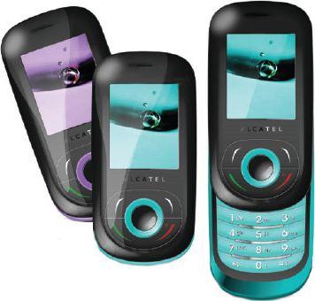 foto del cellulare Alcatel OT-380