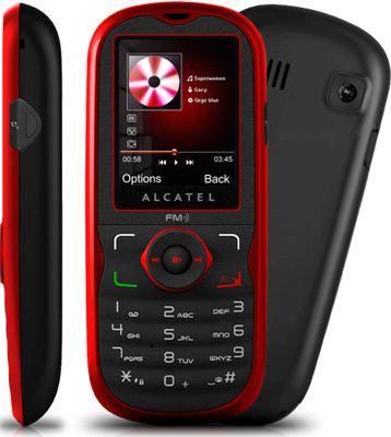 foto del cellulare Alcatel OT-505