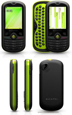 foto del cellulare Alcatel OT-606 Chat