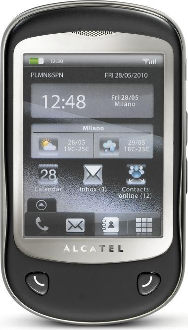 foto del cellulare Alcatel OT-710D