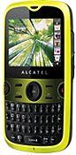 foto del cellulare Alcatel OT-800 Tribe