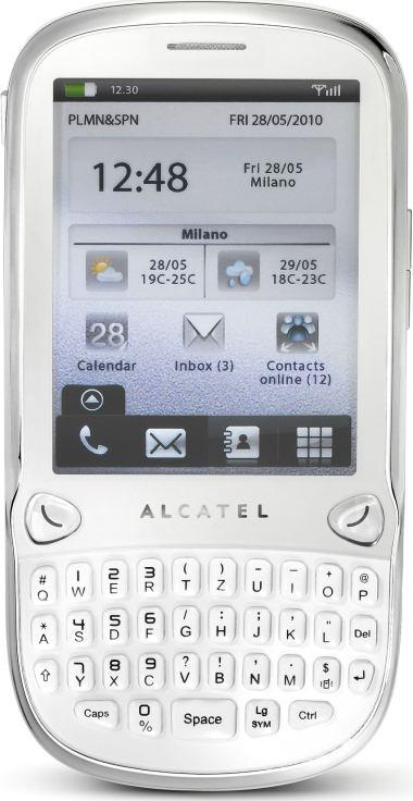 foto del cellulare Alcatel OT-807D