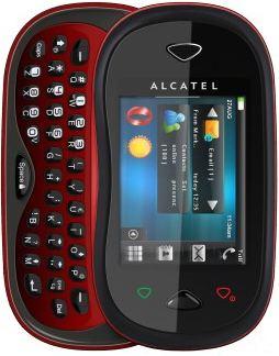 foto del cellulare Alcatel OT-880 Extra
