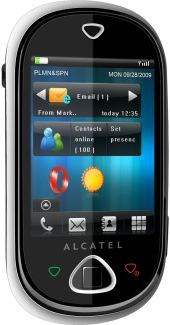 foto del cellulare Alcatel OT-909 Max