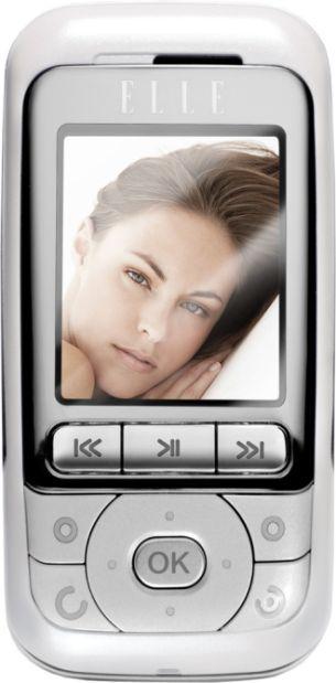 foto del cellulare Alcatel OT-C717 ELLE