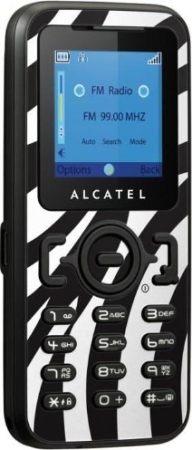 foto del cellulare Alcatel OT-V212