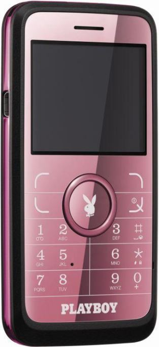 foto del cellulare Alcatel OT-V770 PlayBoy Phone